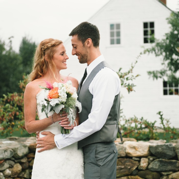 Kerri + Greg's Okemo Mountain Wedding