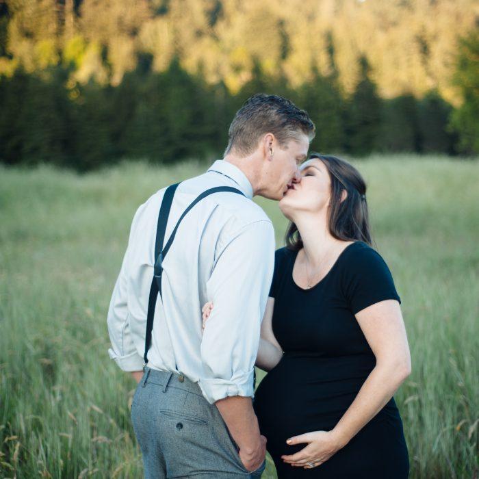 Justyn + Ben Maternity