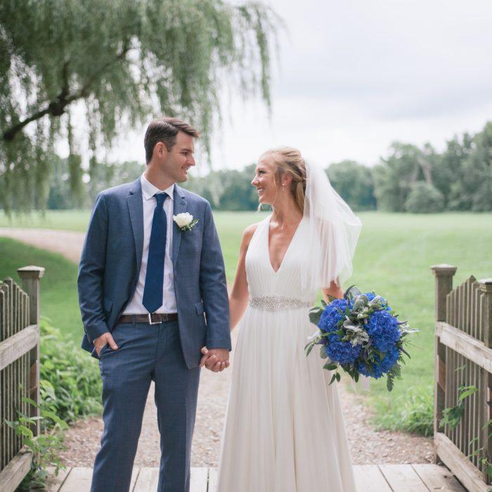 Kristyn + Dylan's Deerfield Academy Wedding