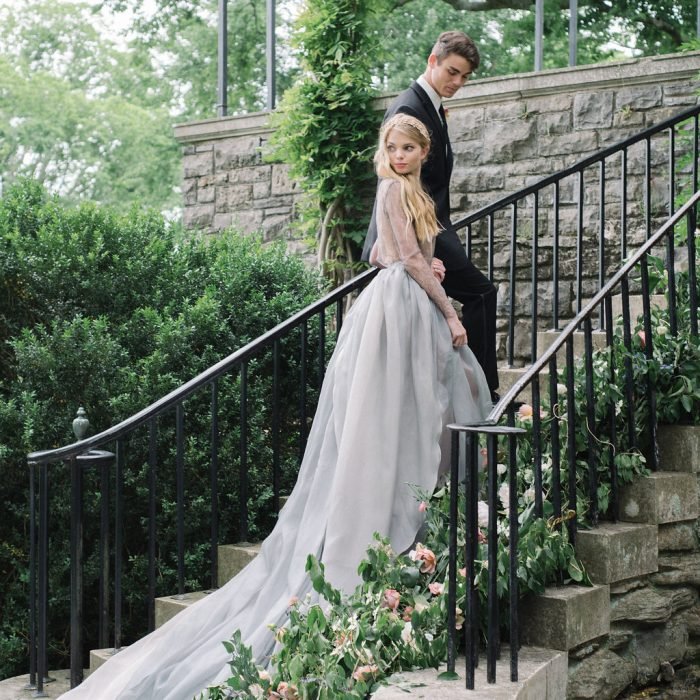 Emily Riggs Inspirational Shoot, Cheekwood Wedding, Nashville