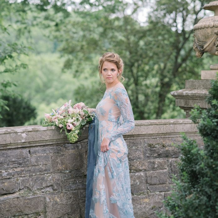 Emily Riggs Gown Inspirational Shoot, Genoa Gown, Nashville