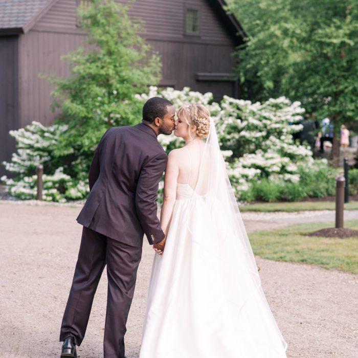 Taylor+Fernando Quonquont Farm Wedding