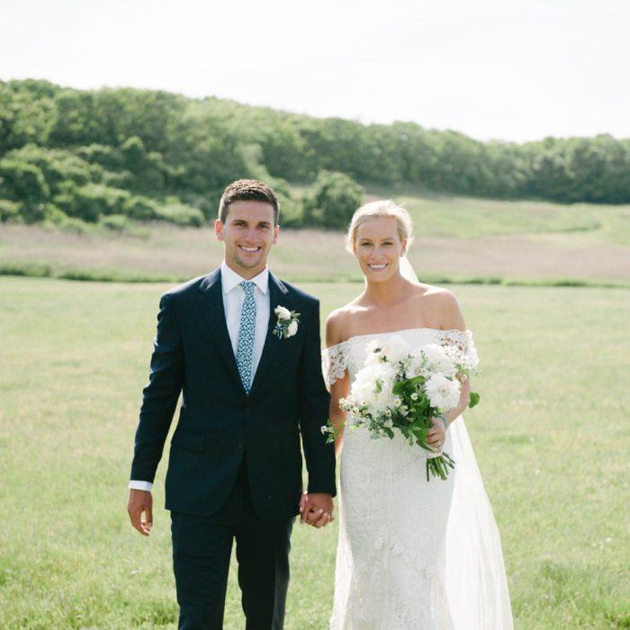 Jamie and David Montauk Wedding | Sole East | Navy Beach