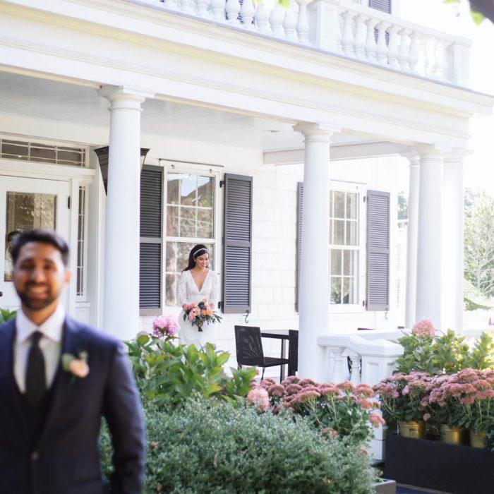 Miriam + Zac's Topping Rose House Wedding, Bridgehampton, NY