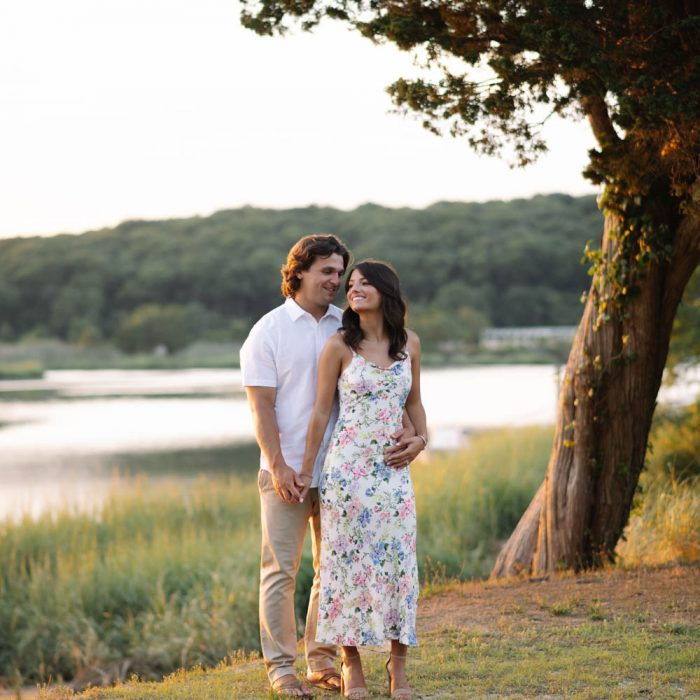 Kaitlyn + Jimmy's Setauket Engagement