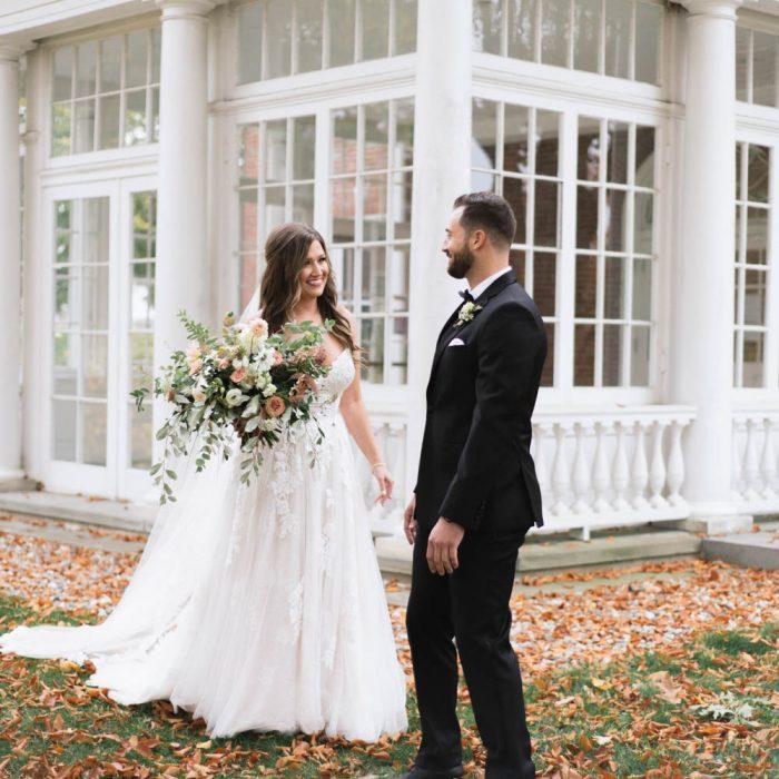 Ryan + Angela New England Wedding